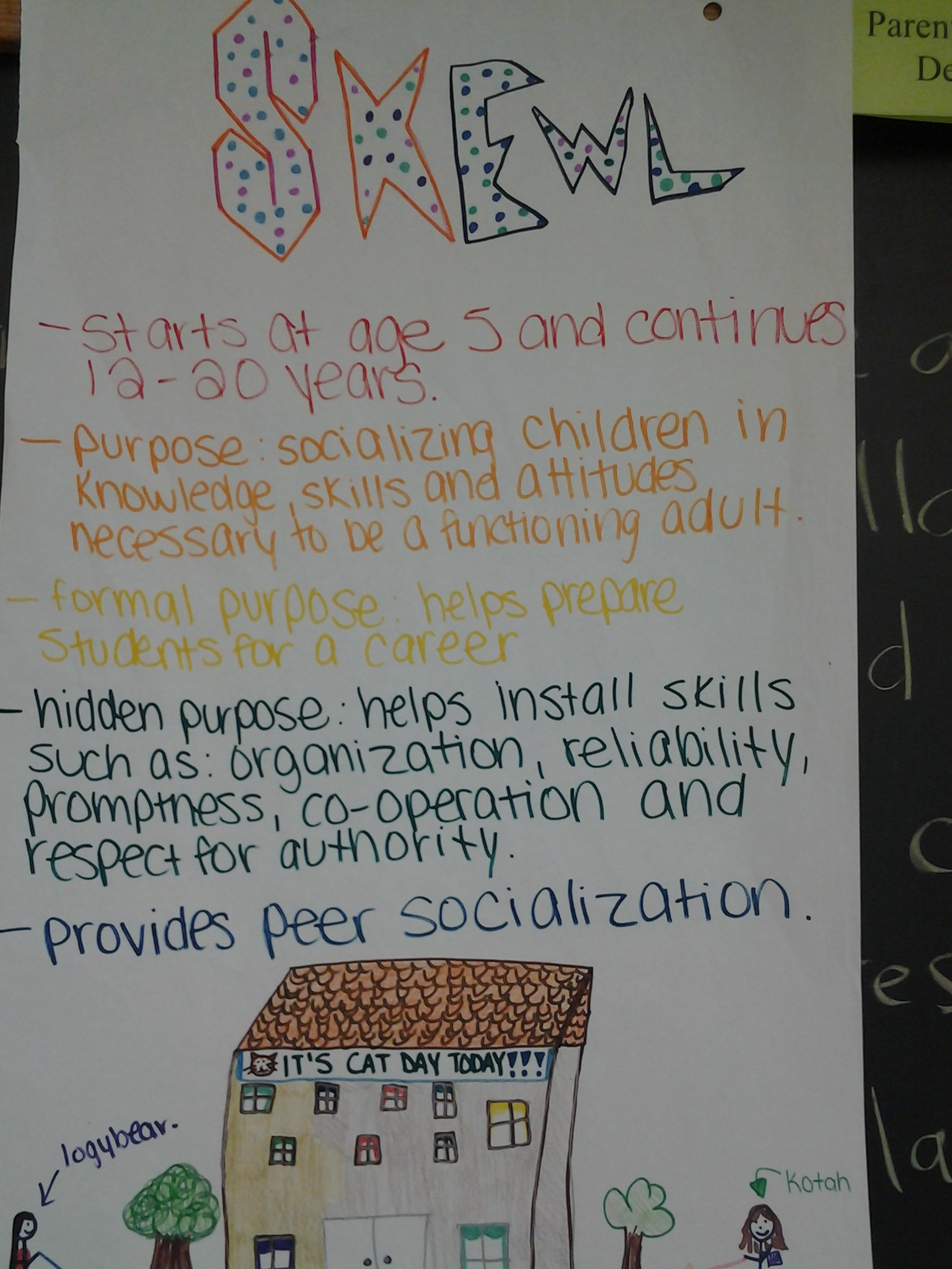4 major agents sociology One of the central concerns of the sociology of  advertisements: social scientists have underlined social change in  these are some of the major factors.